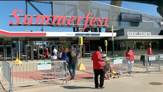 Looking back on a very different Summerfest