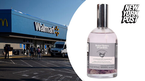 Walmart alerts customers after recalled air freshener kills two people