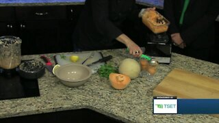 Shape Your Future Healthy Kitchen: Cantaloupe Icy