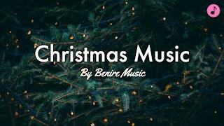 Christmas Music - Silent Night holy night Christmas Music Christmas Eve Christmas 4K | HD
