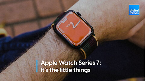 Apple Watch Series 7 Review: The best smartwatch you can buy, by far