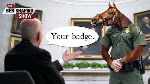 Biden Shoots The Horses   Ep. 1342