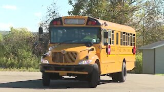School bus shortages are hurting smaller WNY school districts more than others