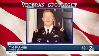 Veteran Spotlight: Tim Farmer of Harford County