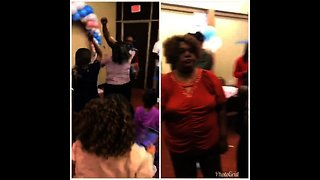 Moms Have Polar Opposite Reactions To Baby Gender Reveal