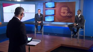 News 5 takes your questions to the candidates for mayor of Cleveland during interactive town hall