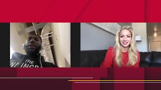 1-on-1 with Chiefs RB Darrel Williams