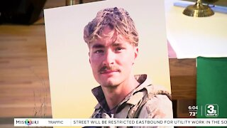 Cpl. Daegan Page funeral takes place Friday morning