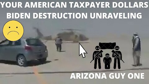 THE WASTING OF AMERICA'S TAXPAYER FUNDS