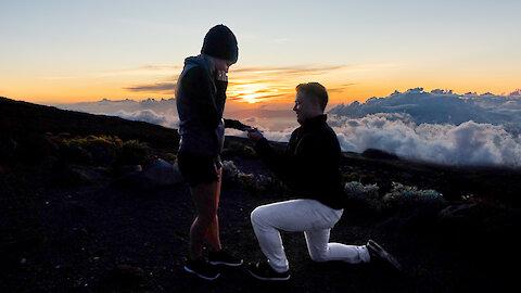 Hawaii Sunset Proposal