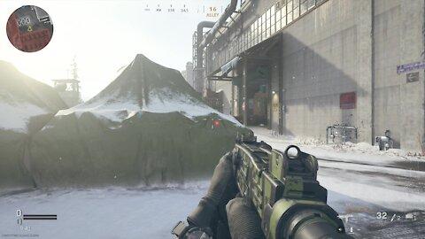 Modern Warfare 2019 and Battlefield 2042