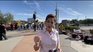 """AZ Gubernatorial Candidate Kari Lake: """"Deal With The Mandates And Then Decertify The Election."""""""