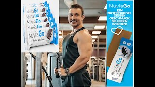 NuviaGo for building muscle