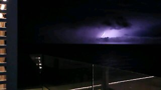 Incredible storm