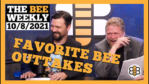 THE BEE WEEKLY: Bee Outtakes, Weight Loss Cult, and Homicidal Whales