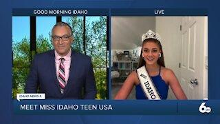 Miss Idaho Teen USA 2022