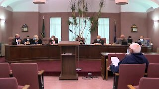 Cheektowaga Town Board has fiery exchange over flooding issues around Harlem Road