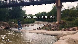 SPINNING AROUND | JOSEPH JAMES | Official Lyric Video | Updated