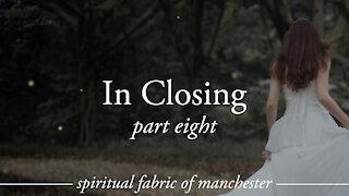 Closing Prayer - Spiritual Fabric of Manchester - Part 8