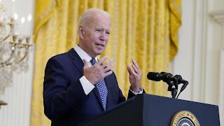 President Biden Praises Labor Unions, Touts Infrastructure Package