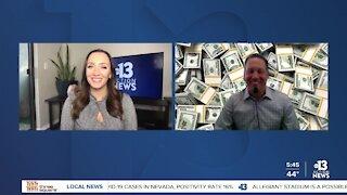 Financial analyst Steve Budin talks tax season