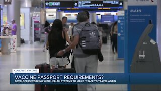 Will you need a vaccine passport to be able to travel again?