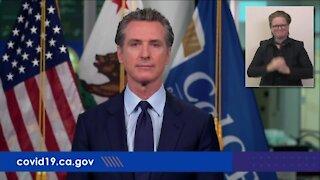 State of California Update: December 7, 2020