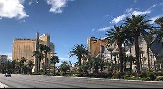 Las Vegas braces as President Trump announces new European travel restrictions