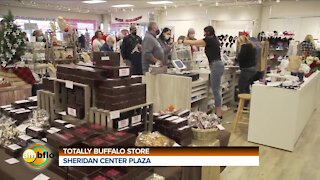 TOTALLY BUFFALO STORE - SHOPPING FOR THE HOLIDAY