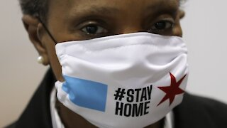Chicago Issues Stay-At-Home Advisory Over COVID-19