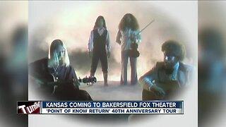 Kansas coming to Bakersfield Fox Theater