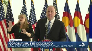 Gov. Polis announces requirement for essential business workers to wear masks