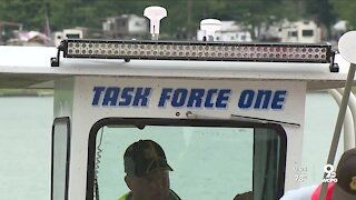 Crews still searching for missing boater after crash near Ripley