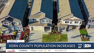 Kern County population increases: the impact on the housing market