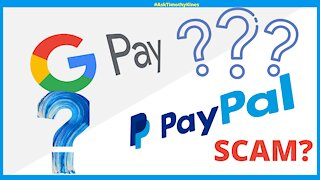 Google PayPal Fraud Scam?