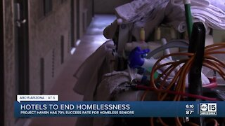 Valley hotels work to end homelessness