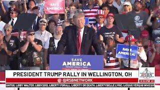 *FULL SPEECH* Trump Rally Ohio!! 6/26/2021 (Part 1)