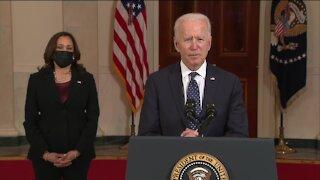 Biden, Harris react to verdict in Derek Chauvin trial