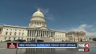 New housing guidelines could cost local families