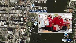West Palm Beach Green Market kicks off Saturday