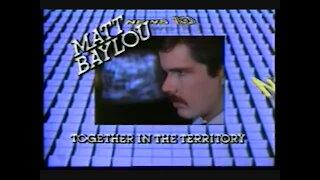 Commercial for Matt Baylou in 1980s