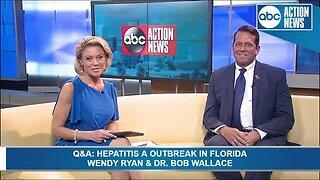 Dr. Bob Wallace addresses coronavirus, Hepatitis A myths, questions