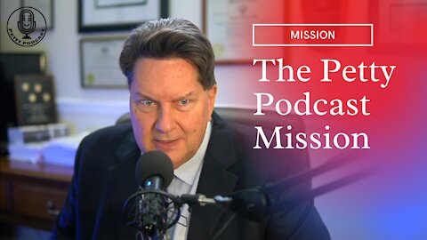 The Petty Podcast Mission - Ep. 00