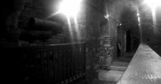 A murderer's ghost haunts UK prison