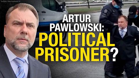 POLITICAL PRISONER? Ezra Levant sits down with Pastor Artur Pawlowski's lawyers