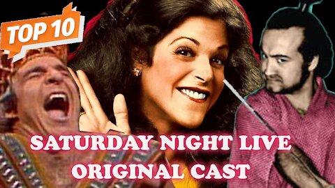 SNL Original Cast - Top 10 Sketches (1970s)