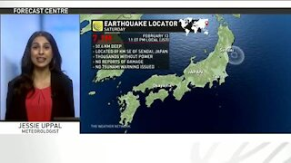 Powerful M7.1 earthquake strikes off Japan coast, numerous injuries, power outages