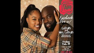 LaTruth and Mrs. LaTruth are building a legacy on Black Love