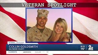 Veteran Spotlight: Colin Goldsmith of Baltimore County