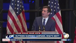 Pete Buttigieg drops out of presidential race ahead of Super Tuesday